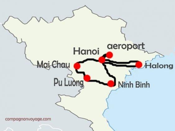 Nord-vietnam-5-jours