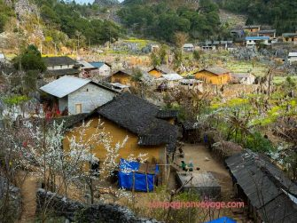 beau-village-ethnie-Hmong-a-Ha-Giang