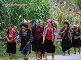 ethnies à hagiang