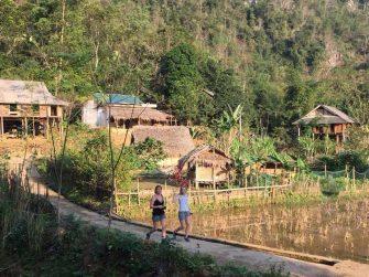 les activités à Pu Luong