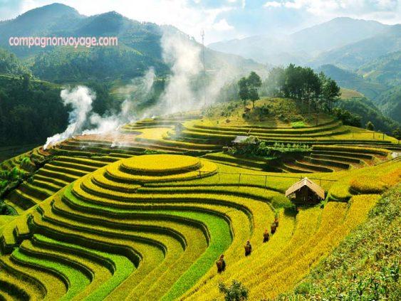 voyage nord Vietnam 2 semaines