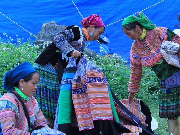 Sapa- Bac Ha 2 jours, marché coloré, rizière en terrasse et minorités