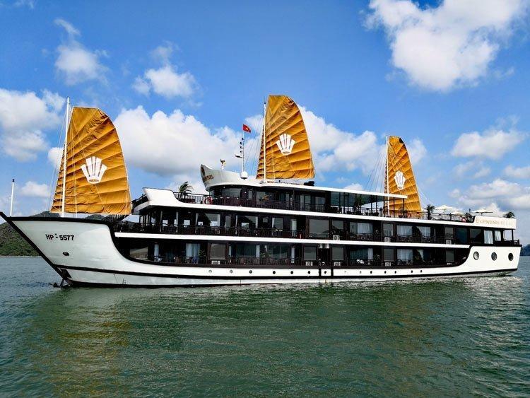 Baie Halong 2 jours avec bateau Genesis Luxury
