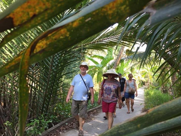 Saigon- Ben Tre 1 jour découverte la plus belle région de Mekong