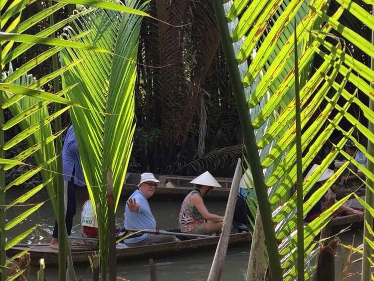 très-belle-balade-en-barque-à-Mekong